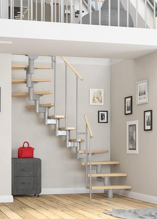 Mittelholmtreppe Von DOLLE Zur Einfachen Selbstmontage