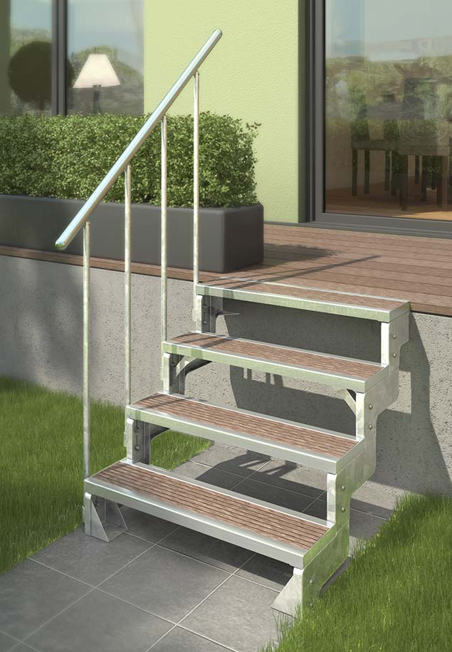 Favorit Treppennews Gardentop ZC56