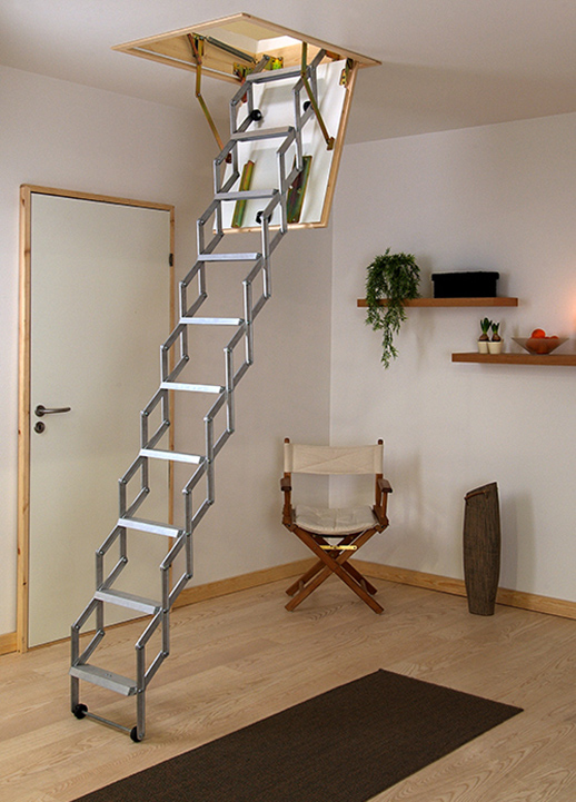 This Foldable Stairs Beamazed