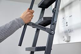 neue bodentreppe clickfix comfort. Black Bedroom Furniture Sets. Home Design Ideas