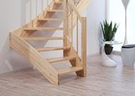 Holztreppe nach Maß DOLLE Palma