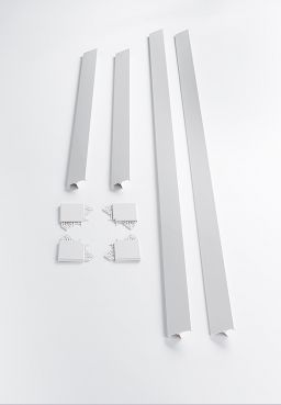 Abdeckleisten Kunststoff (clickFIX®)