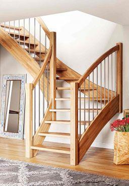 Geschosstreppe DOLLE Orly Treppe nach Maß