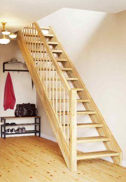 Geschosstreppe DOLLE Palma 1/4 gewendelt Treppen nach Maß
