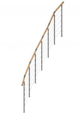 Basel, zusätzliches Steiggeländer für 11 Stufen