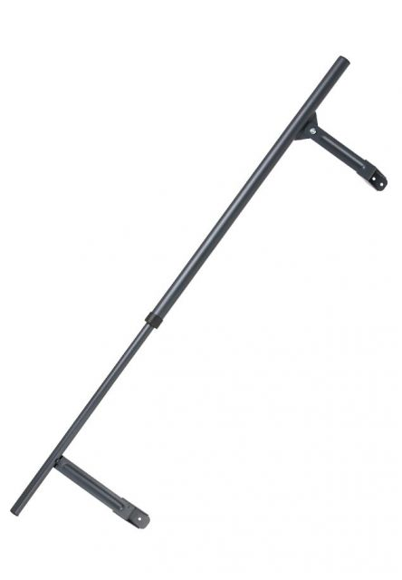 Teleskophandlauf passend für DOLLE Dachbodentreppen clickFIX® comfort, clickFIX® thermo, clickFIX® 3-teilig, kompakt, extra