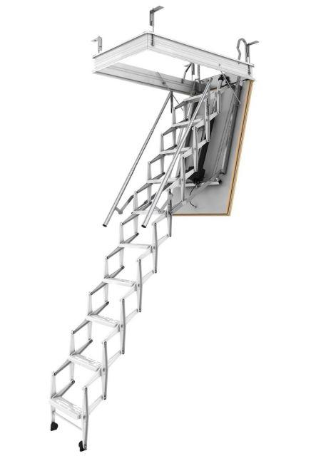 Bodentreppe elektro-top