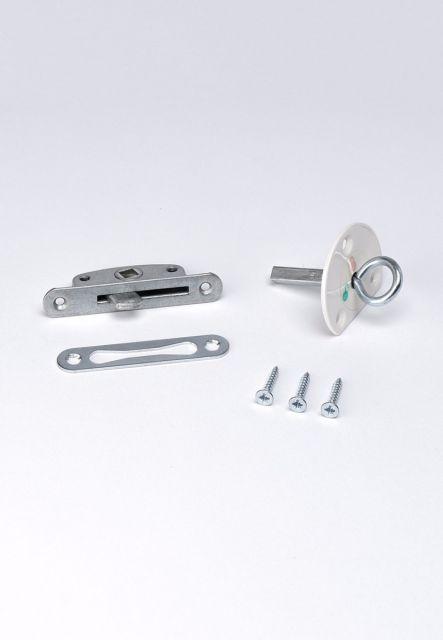 Schnäpper Metall für Einfachverriegelung