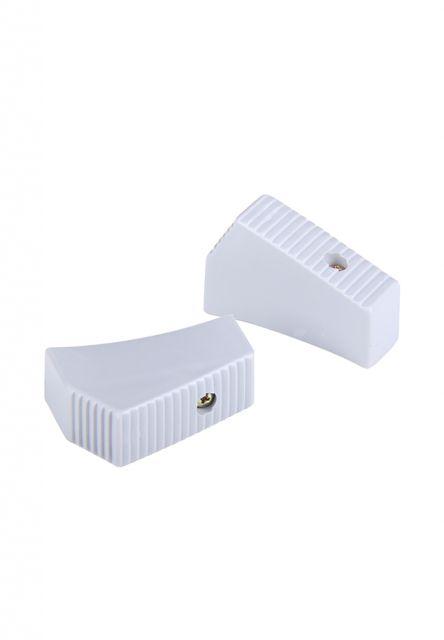 Kunststoff-Füße grau DOLLE Bodentreppe Extra und Mini