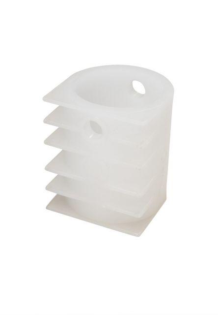 Bohrschablone Geländersystem DOLLE Prova für Acrylglashalter