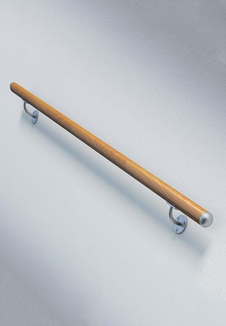 Geländersystem DOLLE Prova Handlaufset Buche versiegelt